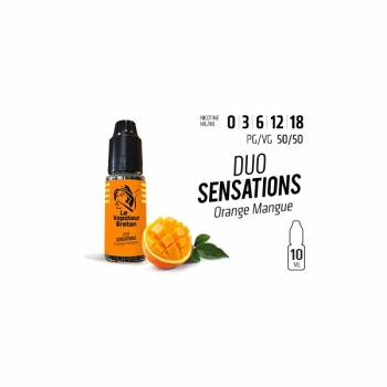 Orange Mangue Duo Sensations