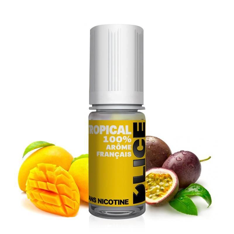 Tropical - E-liquide D'lice
