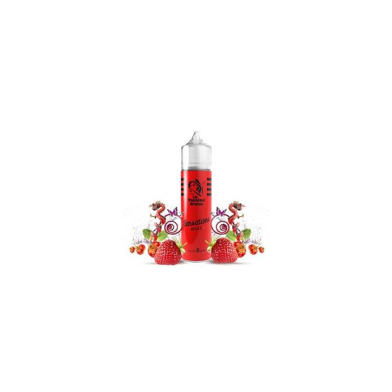 Rouge - Vapoteur Breton Mix'n'Vape