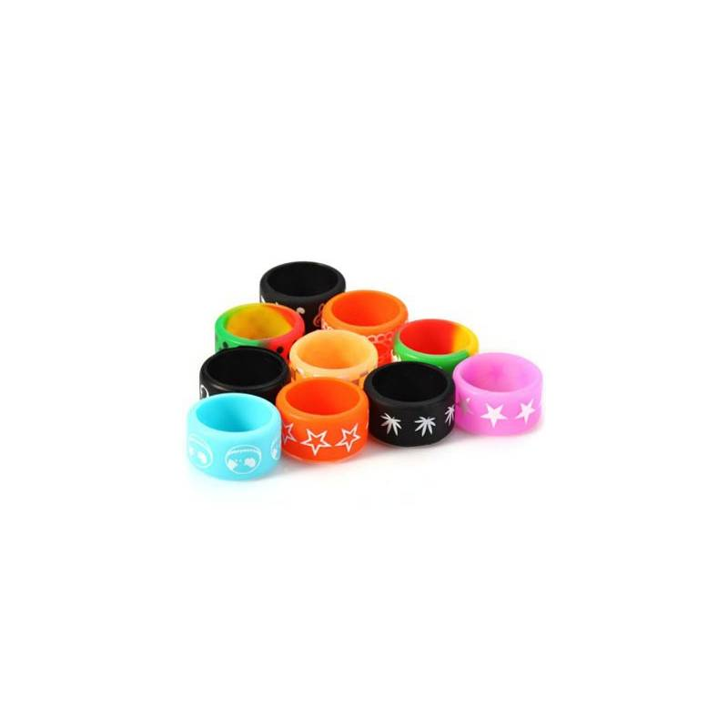 Bague silicone Vape Band 19 mm
