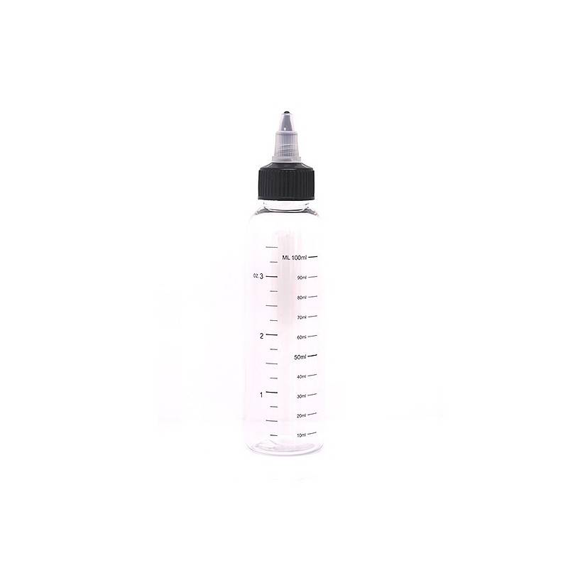 Flacon Twist Gradué 120 ml