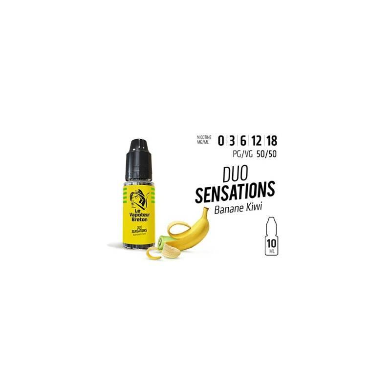 Banane Kiwi Duo Sensations