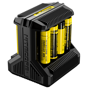 Nitecore i8 - Chargeur 8 accus