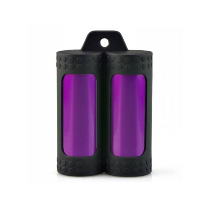 Housse de protection pour accu 26650 (x2)