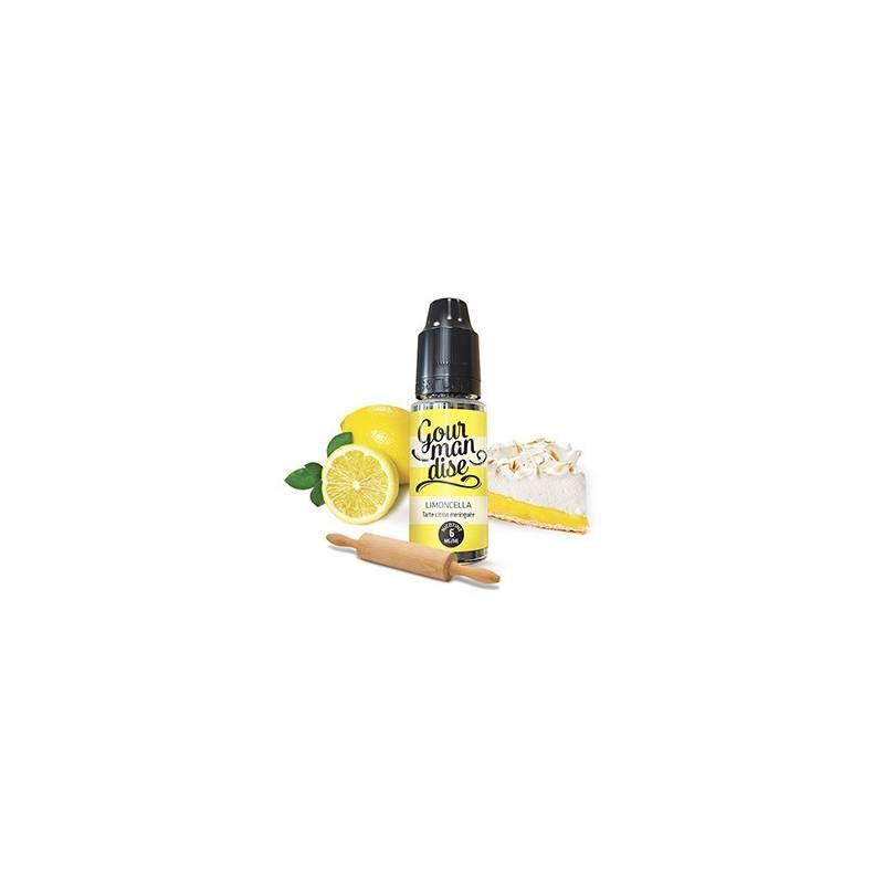 Limoncella - E-liquide Français - Vapoteur Breton