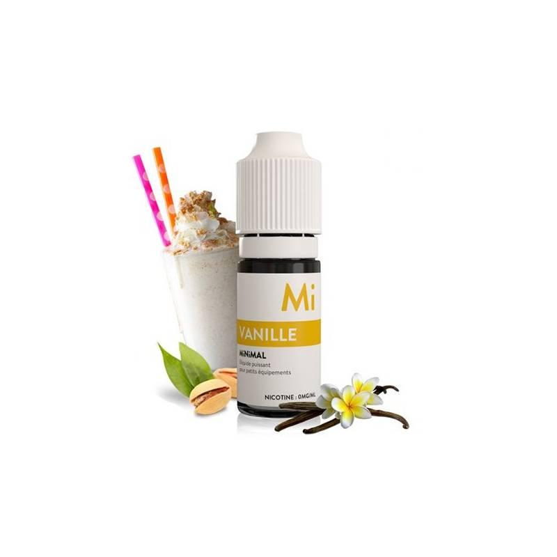 Vanille MiNiMAL par Fuu - E-liquide au sel de nicotine