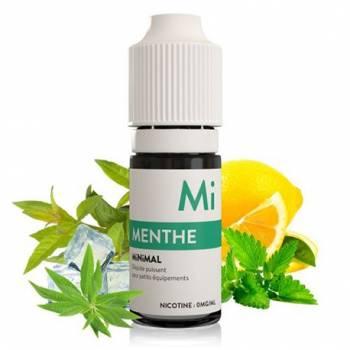 Menthe MiNiMAL par Fuu - E-liquide au sel de nicotine
