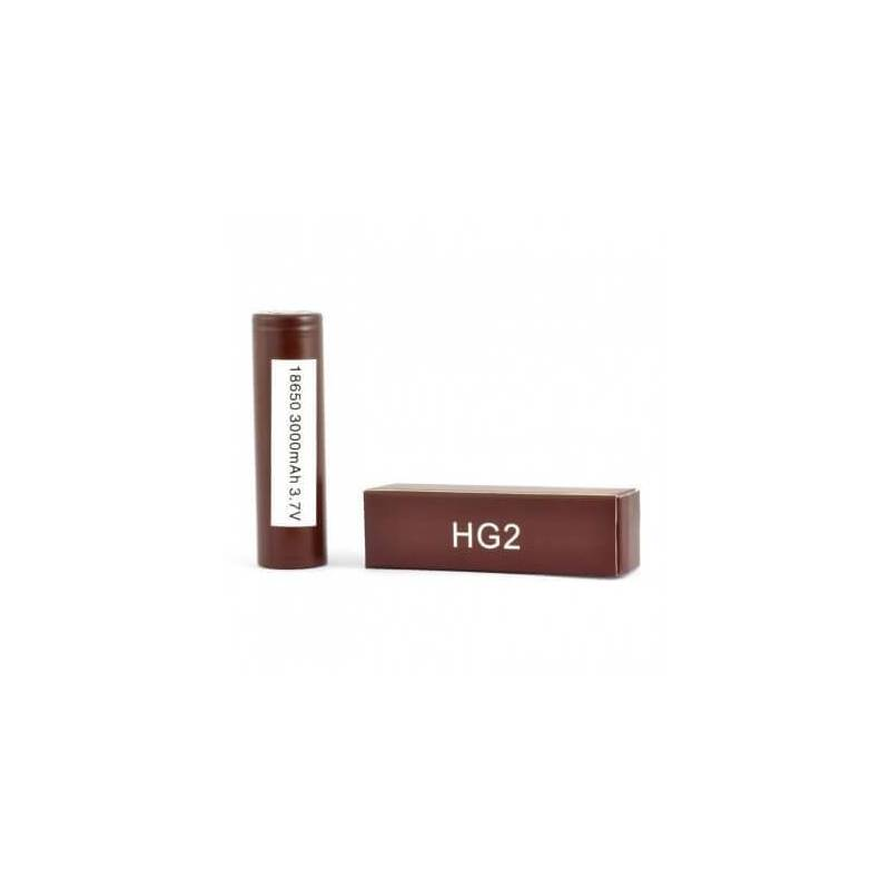 Accu LG HG2 - accu 18650 3000mah