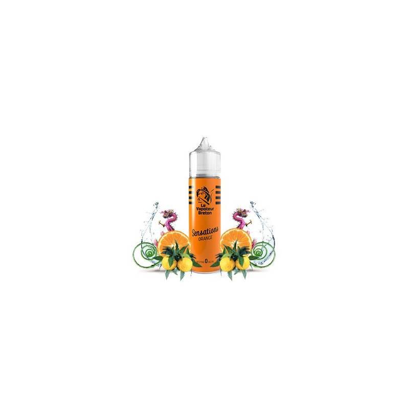 Orange - Vapoteur Breton Mix'n'Vape