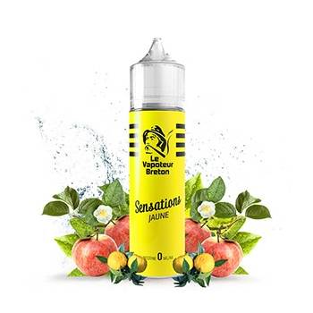 Jaune 50ml - Vapoteur Breton Mix'n'Vape