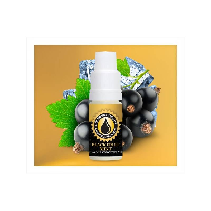 Concentré Black Fruit Mint - Inawera