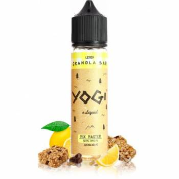 E-liquide Lemon Granola Bar 50ml - Yogi Juice