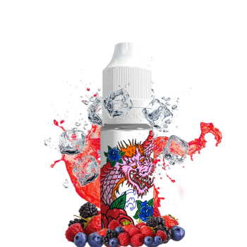 PINK DRAGON - E-liquide X BUD