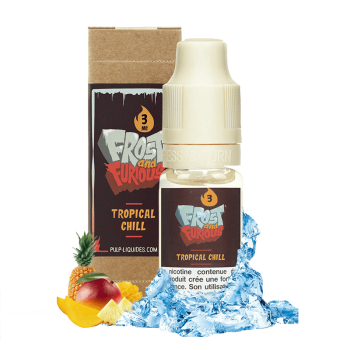 Tropical Chill - E-liquide Frost And Furious Pulp