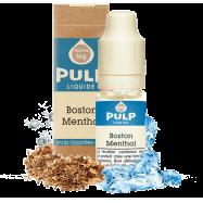 Boston Menthol - E-liquide...