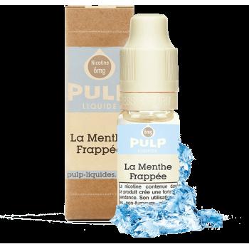 Menthe Frappée - E-liquide PULP