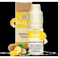 Ananas Coco - E-liquide PULP