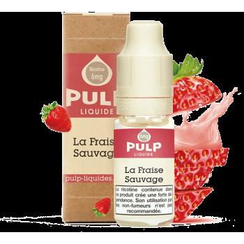 La Fraise Sauvage - E-liquide PULP