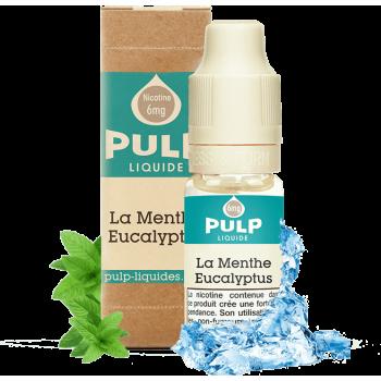 Menthe Eucalyptus - E-liquide PULP
