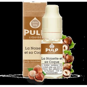 La Noisette et sa coque - E-liquide PULP