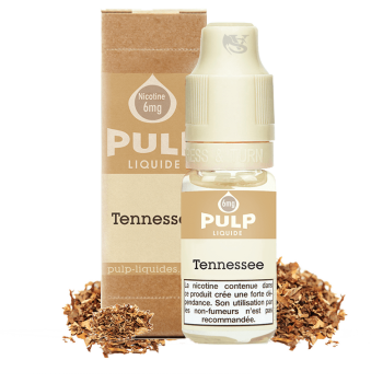 Tabac Tennessee Blend - E-liquide PULP