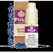 Myrtille Givrée - E-liquide...
