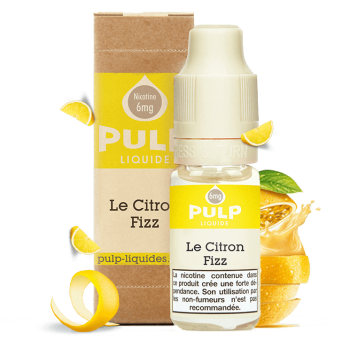 Citron Fizz - E-liquide PULP