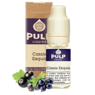 Cassis Exquis -E -liquide PULP