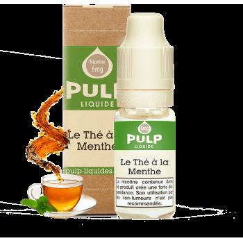 Thé à la menthe - E-liquide PULP