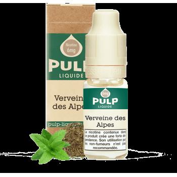Verveine des Alpes - E-liquide PULP