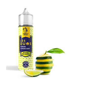 Citron / Citron vert Mix and vape 50ML