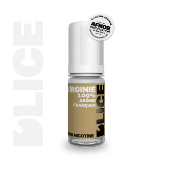Virginie - E-liquide D'lice