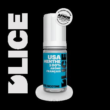 USA Menthe - E-liquide D'lice