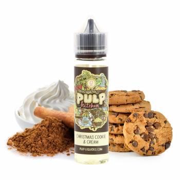 Christmas cookie & Cream - 50ml PULP Mix'N Vape