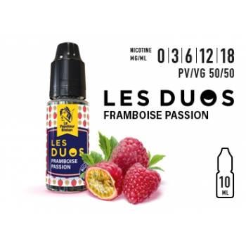 Framboise Passion - E-liquide VAPOTEUR BRETON