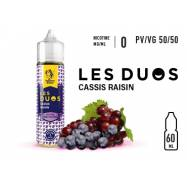 Cassis Raisin - Mix And...