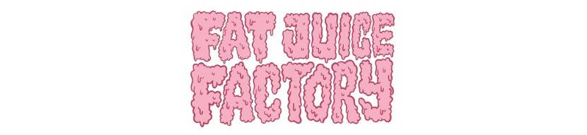 Fat Juice Factory - E-liquides par Pulp