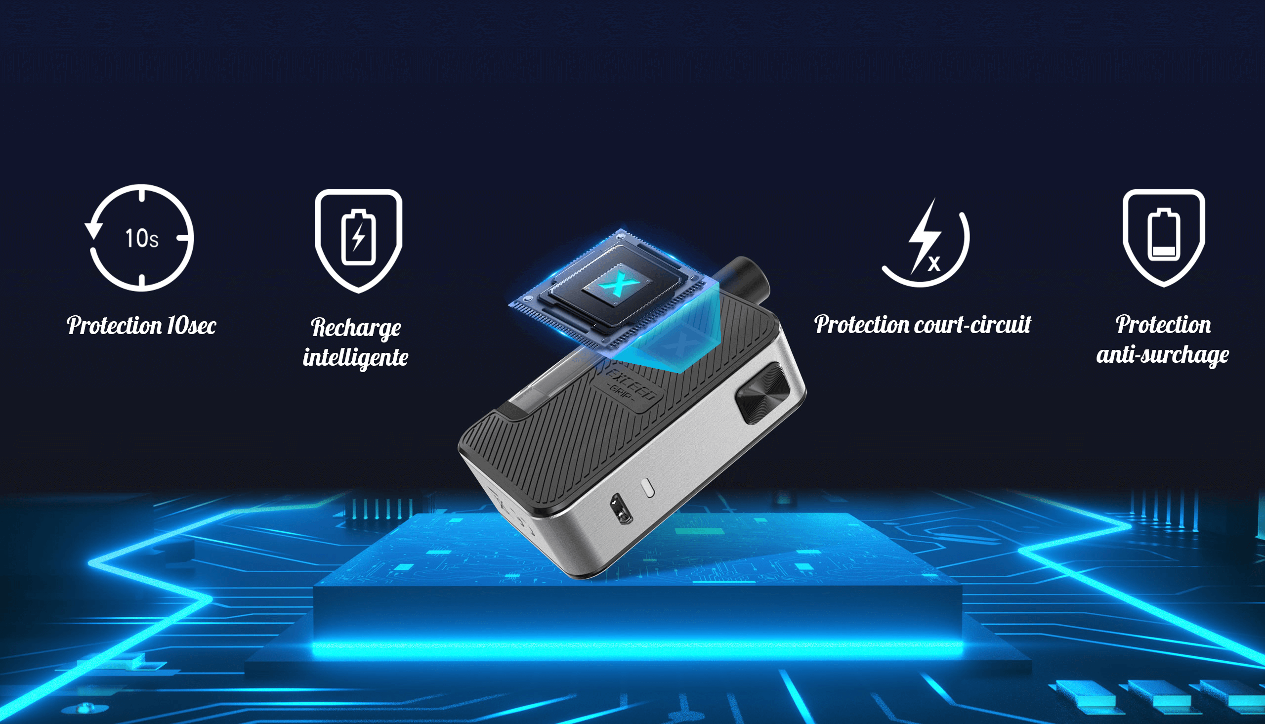 Joyetech Kit Exceed Grip Protection